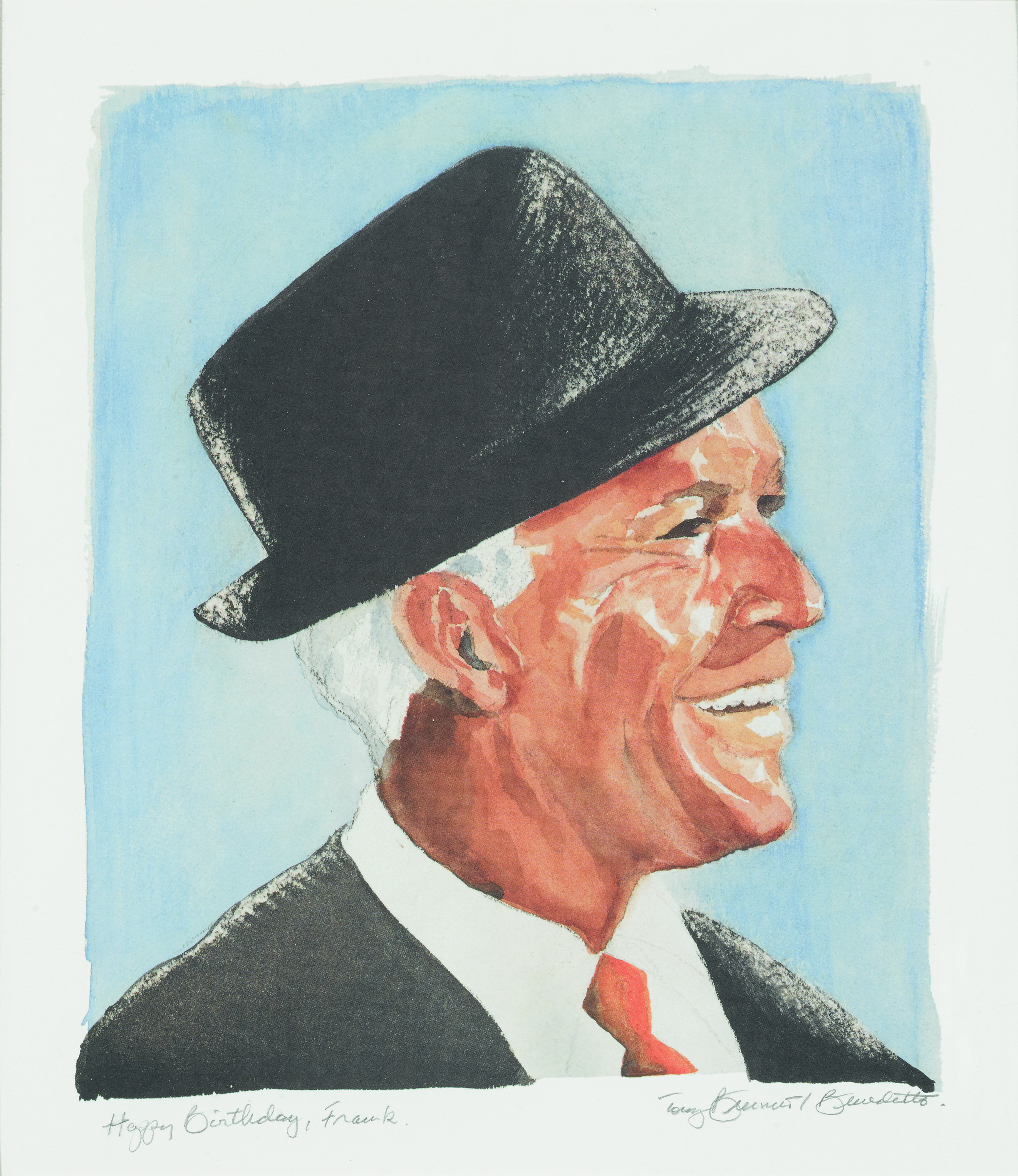 54781f43ace Sinatra and the Secret Hobby He Shared with His Showbiz Friends ...