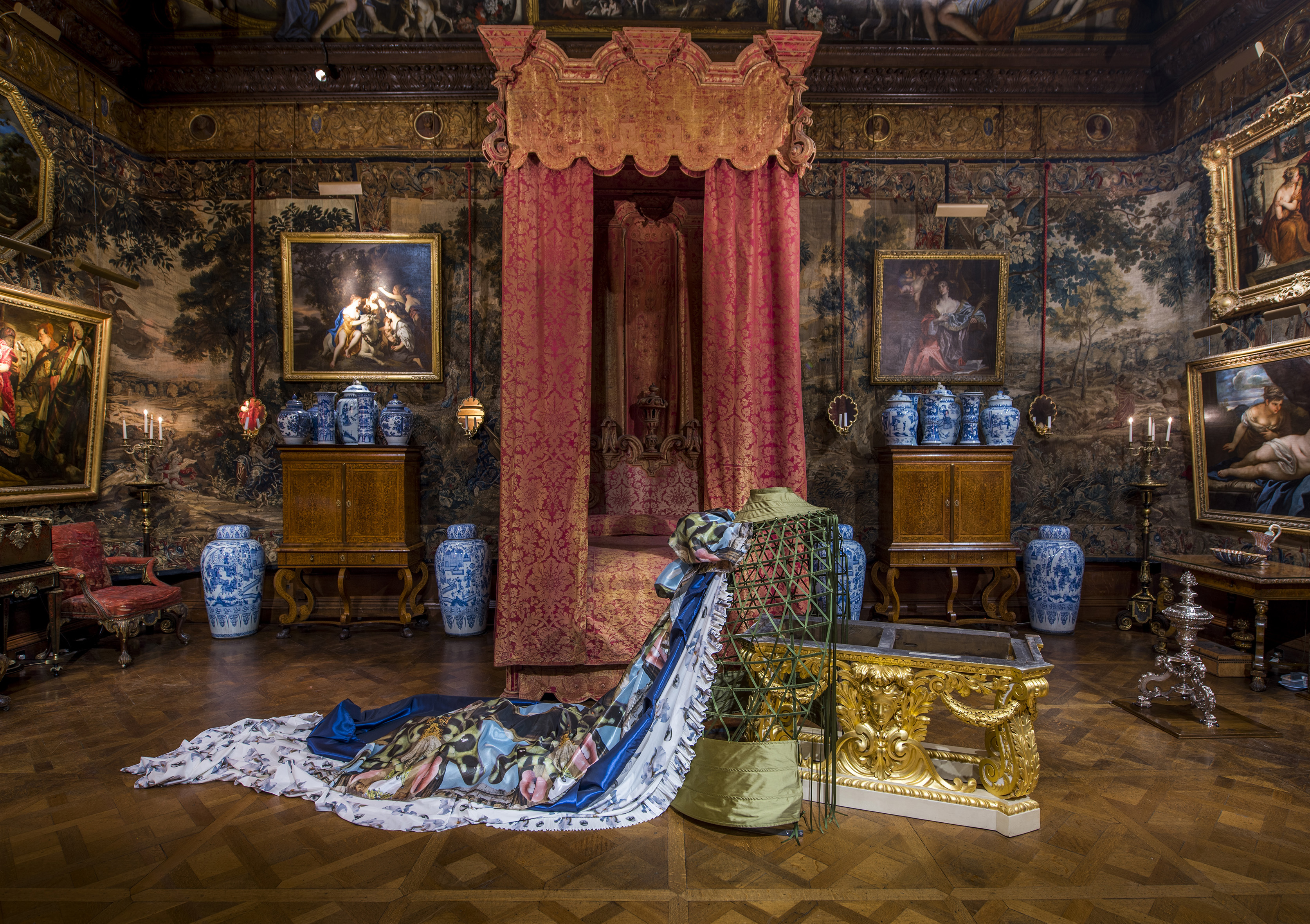 Linder Sterling Explores the Voices from Chatsworth\'s History ...