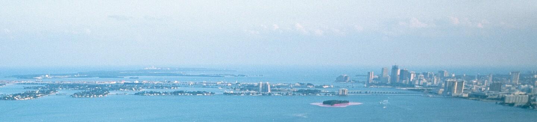 Christo Jeanne-Claude Islands PAMM