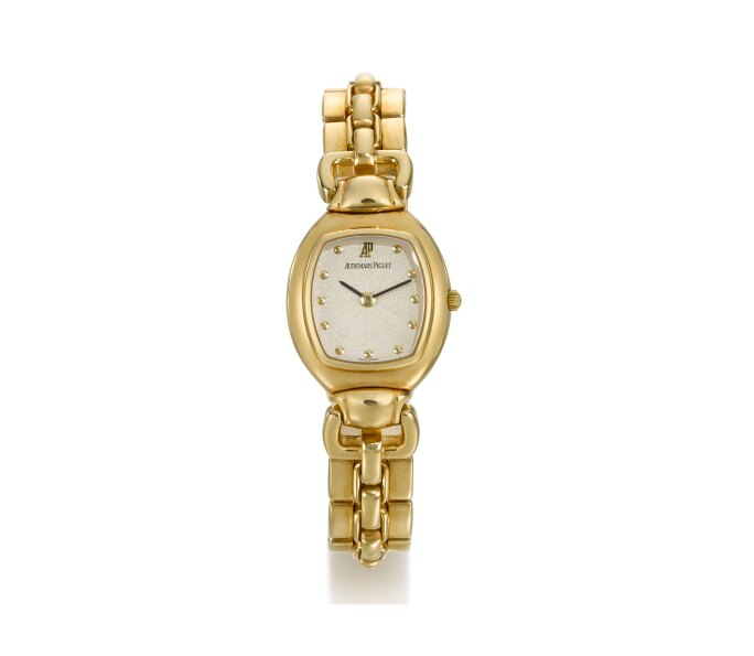 Collectable gold watches at Sotheby's