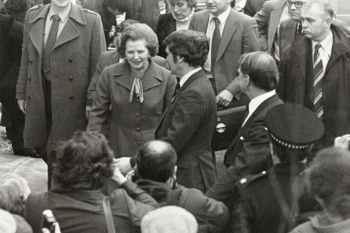 hayek-online-Thatcher visiting IEA.jpg