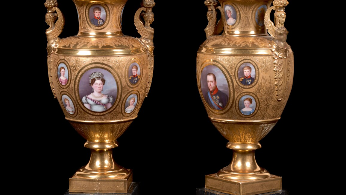 Incredible European Family Heirlooms from Sotheby's Royal & Noble Sale - How To Sell Your Antique Furniture With Sotheby's