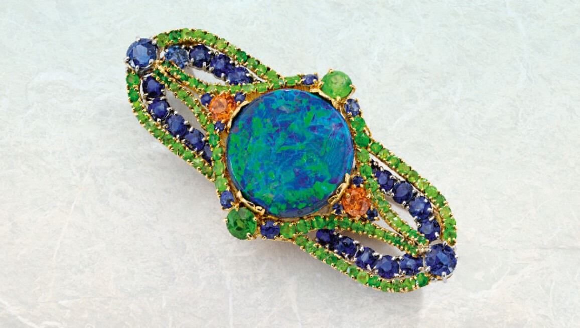 1a6f9d7ad 12 Must-See Jewels by Louis Comfort Tiffany | Sotheby's