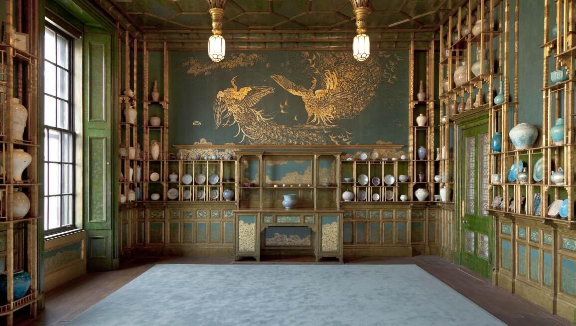 The Peacock Room, Freer Gallery of Art