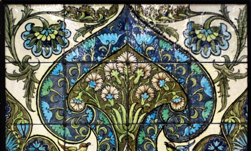 Sublime Symmetry The Mathematics Behind De Morgan's Ceramic Designs.JPG