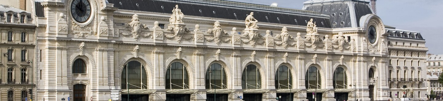Exterior View, Musée D'Orsay