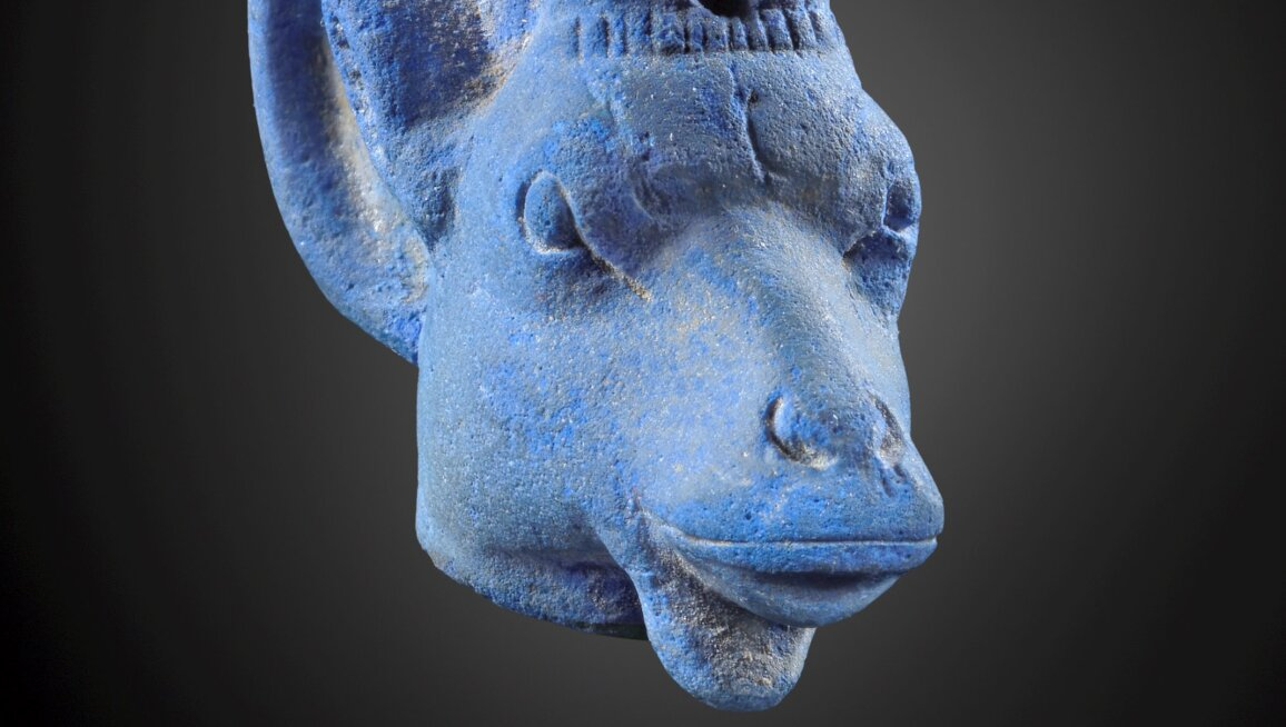 GALLERY CYBELE_IBEX HEAD FINIAL FROM A COSMETIC SPOON OR COSMETIC DISH  .jpg