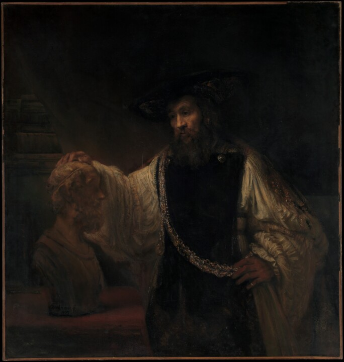 Rembrandt, Aristotle with a Bust of Homer, 1653 (3).jpg