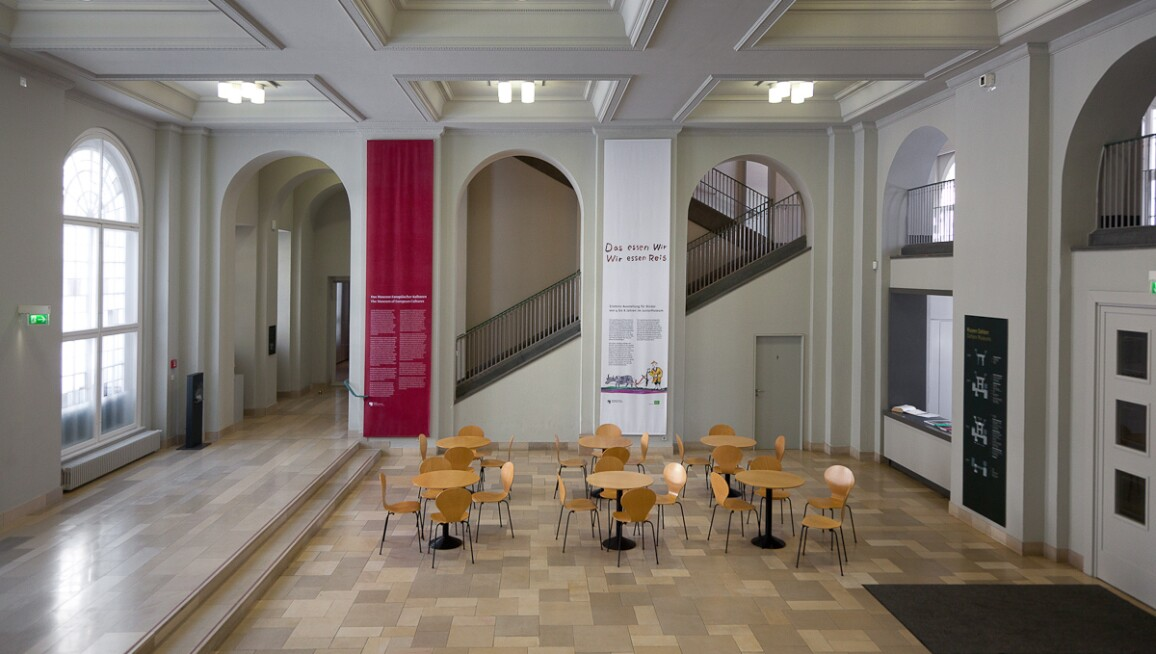 Interior View, Museum Europäischer Kulturen