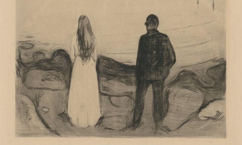 Zwei Menschen (Die Einsamen)