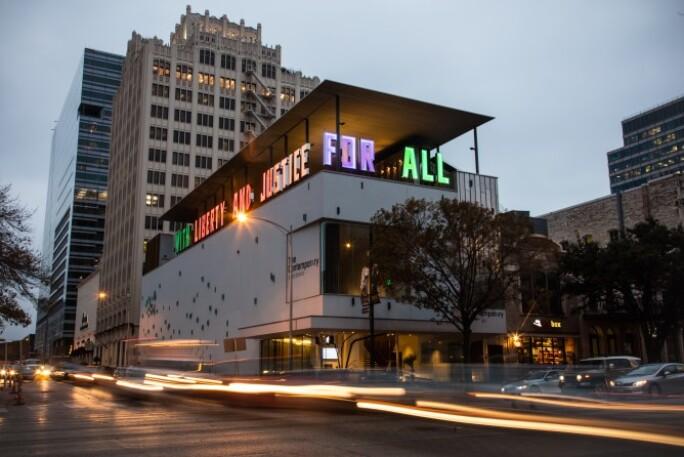 Contemporary Jones Center Austin