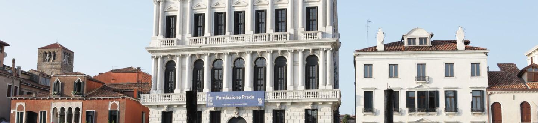 Exterior View, Fondazione Prada Venezia