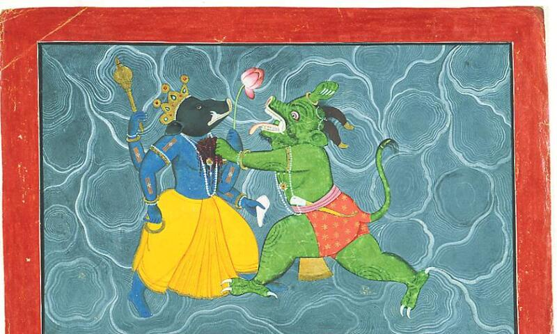 Varaha battle.jpg