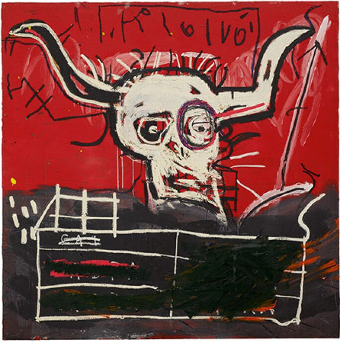 21 Facts About Jean-Michel Basquiat: Cabra