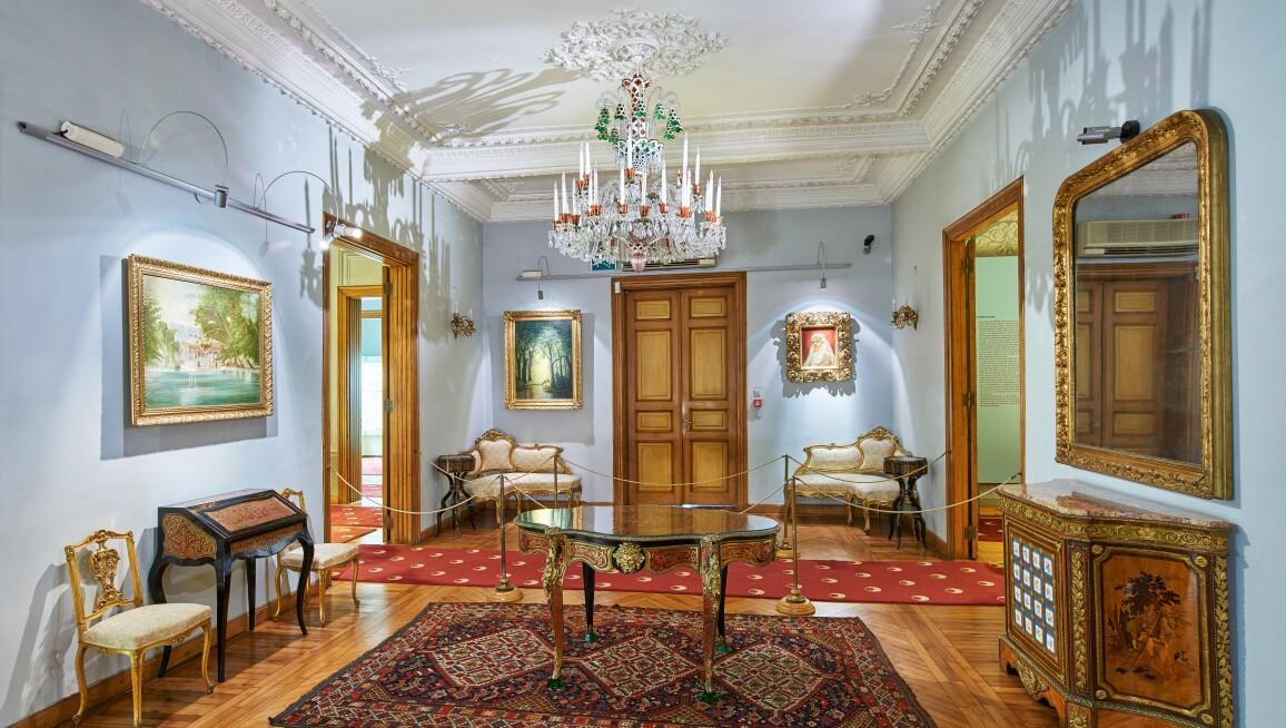 Interior View, Sadberk Hanim Museum