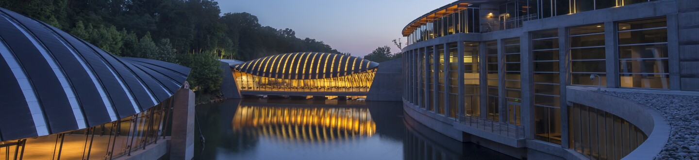 Crystal Bridges Bridges Museum of American Art