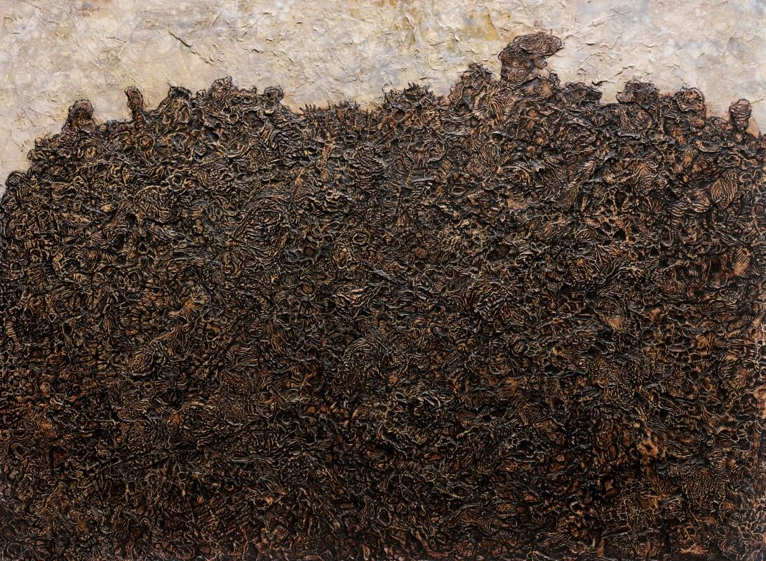 Jean Dubuffet, Paysage Aux Végétations