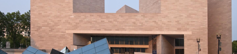Exterior View, National Gallery of Art, Washington
