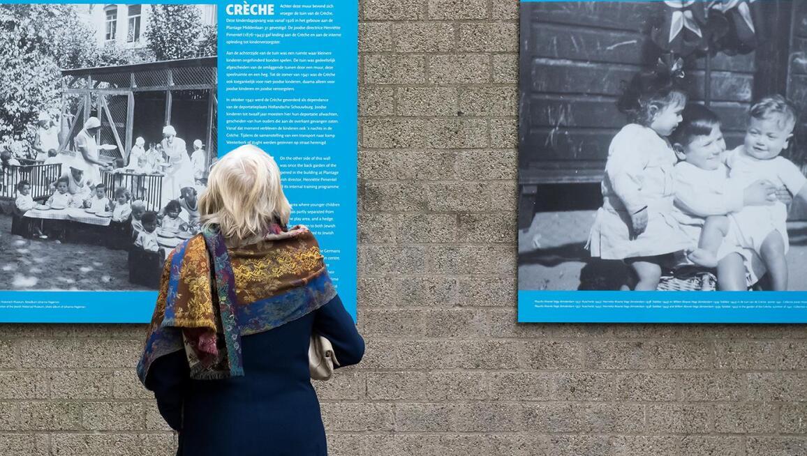 Exterior View, National Holocaust Museum