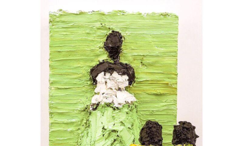 Duchess in Green