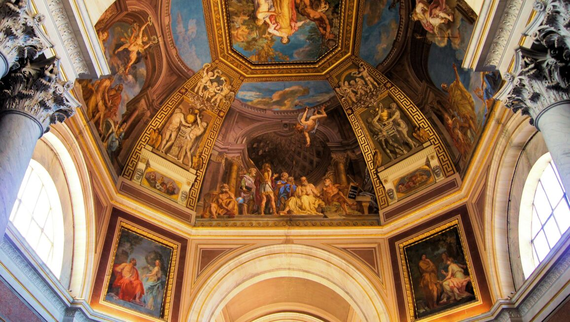 Interior View, Musei Vaticani