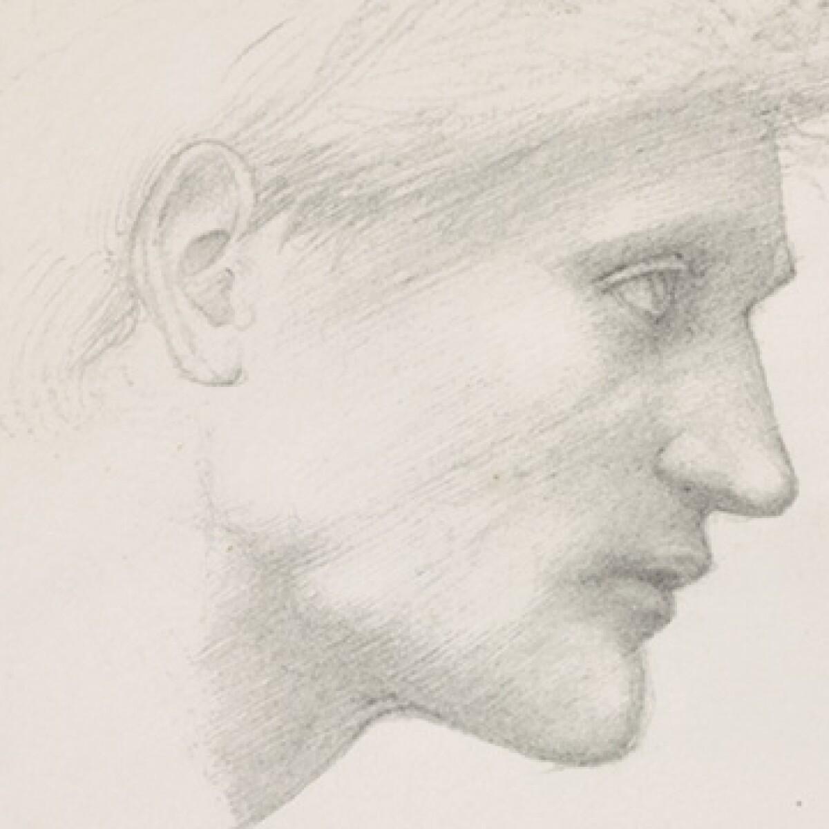 Preparatory sketches by pre raphaelite artist edward burne jones offer fascinating insight victorian pre raphaelite british impressionist art