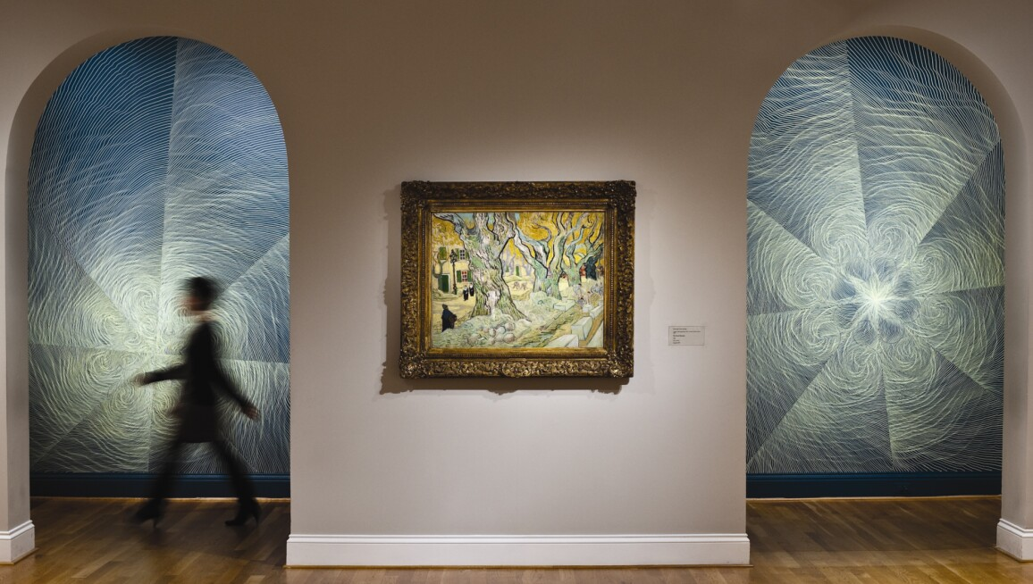 Interior View, The Phillips Collection