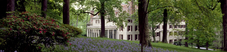 Exterior View, Winterthur Museum, Garden & Library