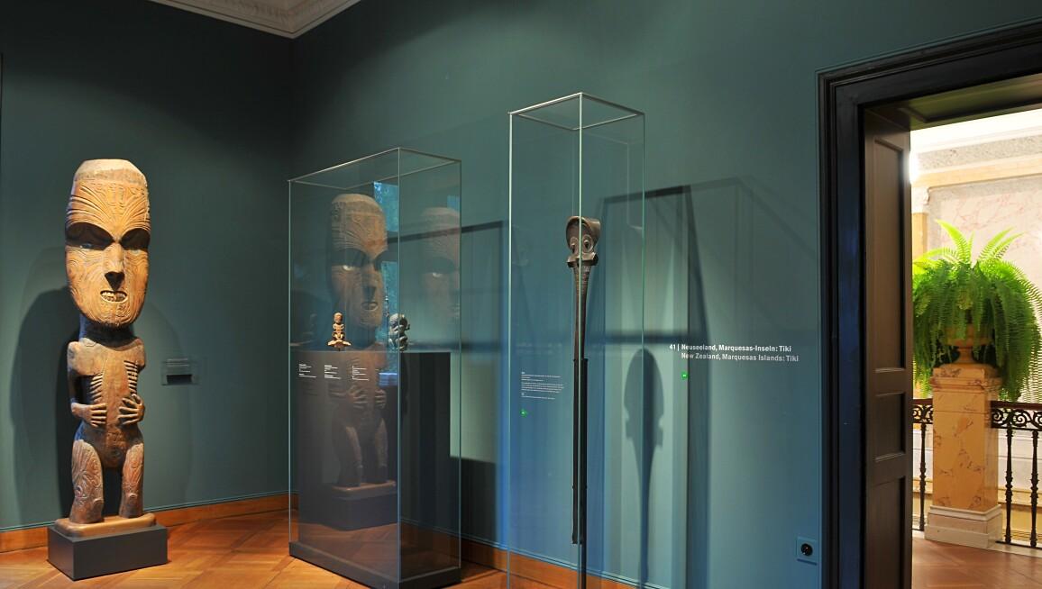 Interior View, Museum Rietberg Zurich