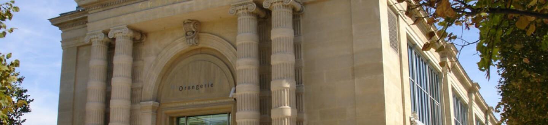 Exterior View, Musée De L'Orangerie