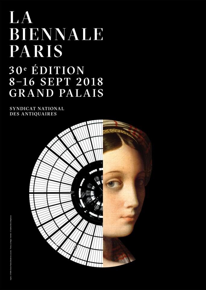 paris biennale 30 edition 3-16 september 2018 grand palais