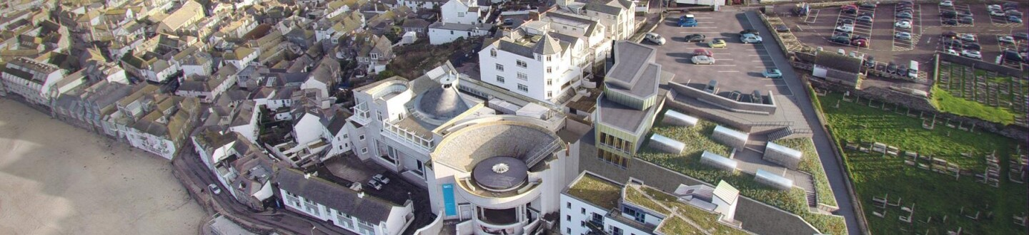 Exterior View, Tate St Ives