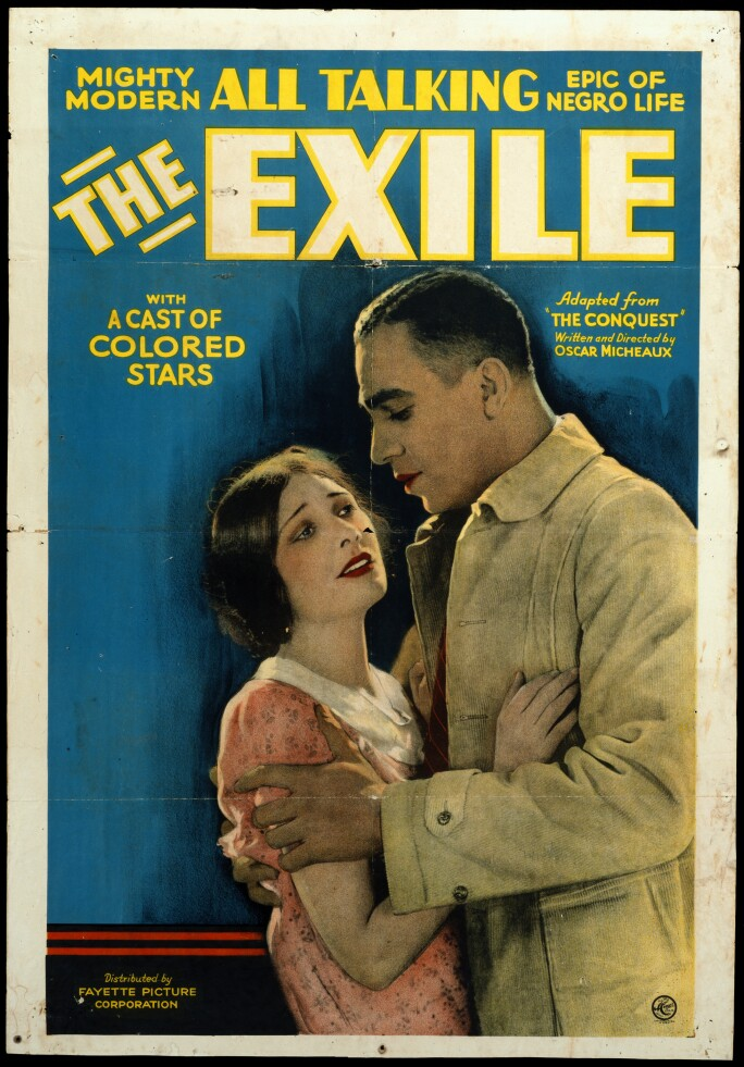 The Exile Movie Poster