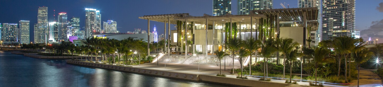 Exterior View, Pérez Art Museum Miami