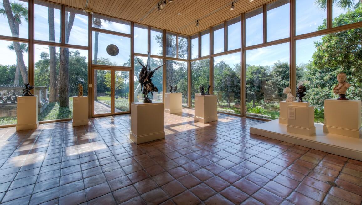 Brown Sculpture Gallery, McNay Art Museum