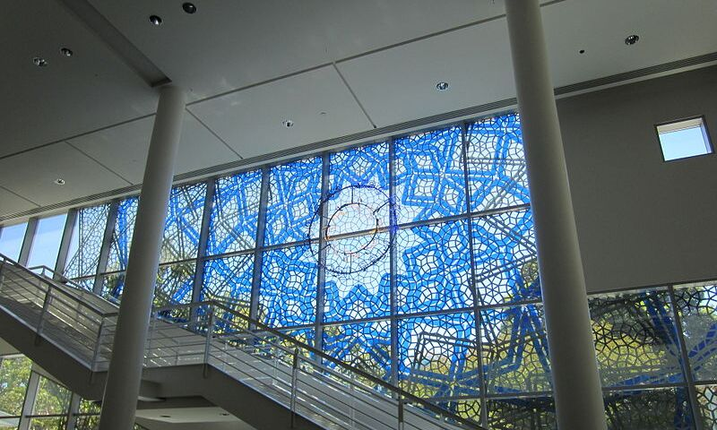 Interior, Yerba Buena Center for the Arts