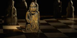 The Fantastic Tale of the Lewis Chessmen