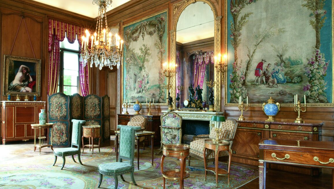 Interior View, Musée Nissim de Camondo