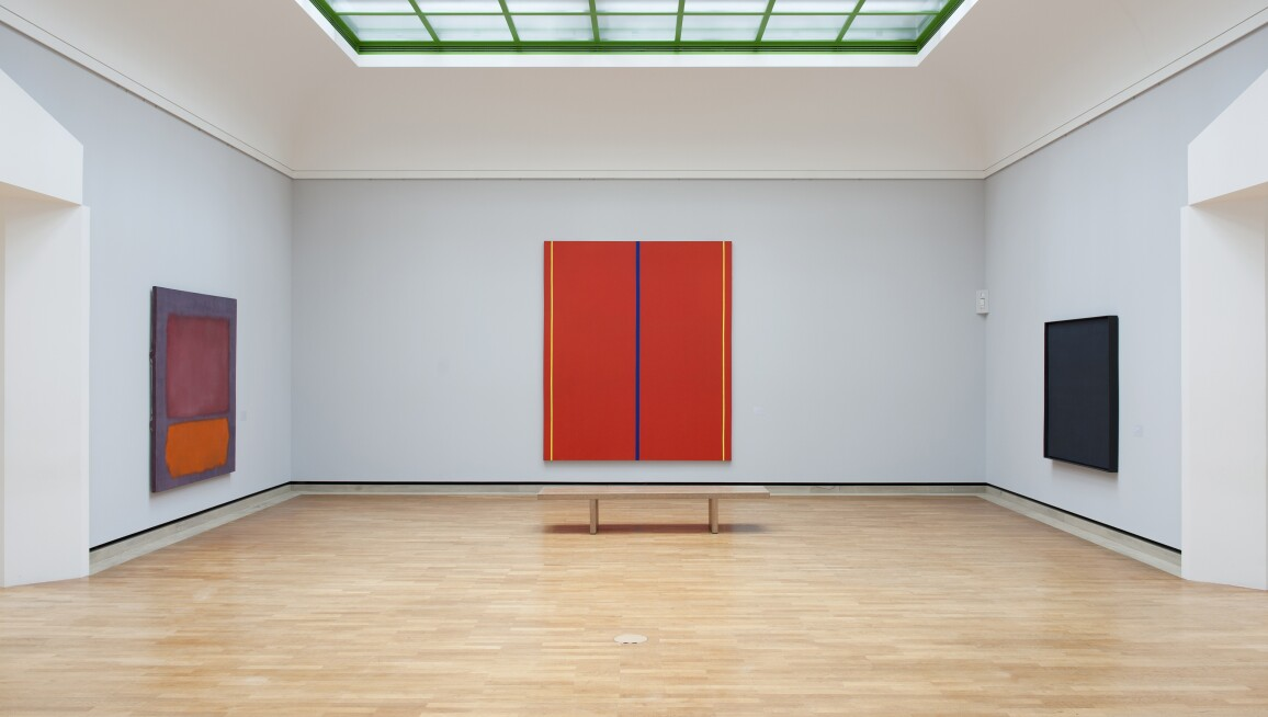 Interior Vew, Staatsgalerie Stuttgart