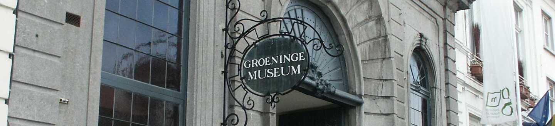 Exterior View, Groeningemuseum