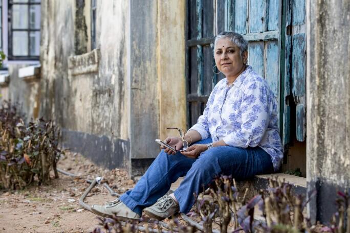 Anita Dube, curator of Kochi-Muziris Biennale 2018
