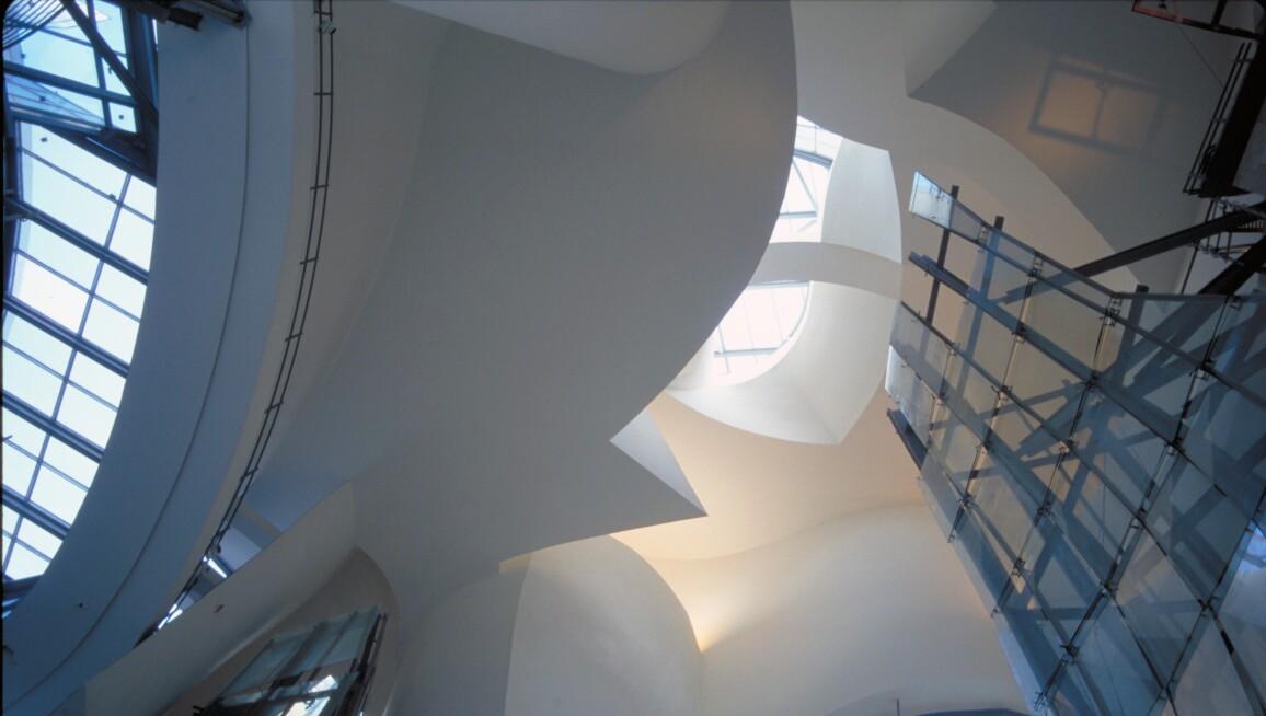Interior View, Guggenheim Bilbao