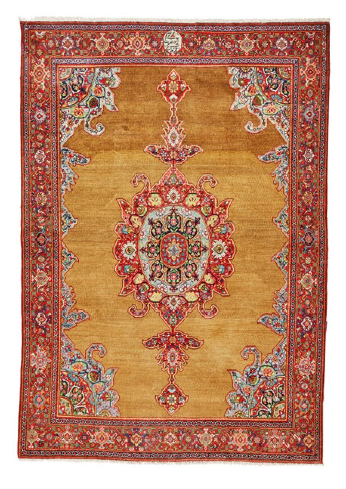 An Exceptional Opportunity For Carpet Connoisseurs Rugs Carpets