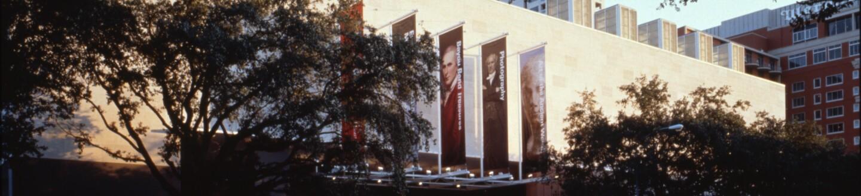 Exterior View, Museum of Fine Arts, Houston
