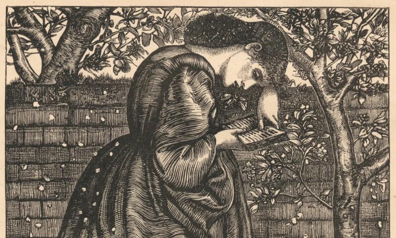 Sir Edward Burne-Jones ARA, The Summer Snow