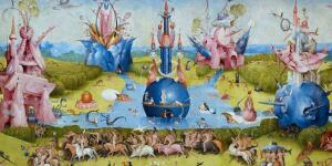 Hieronymus Bosch's 'The Garden of Earthly Delights', A Journey from Heaven to Hell and Back