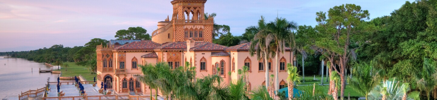 Exterior View, John and Mable Ringling Museum of Art