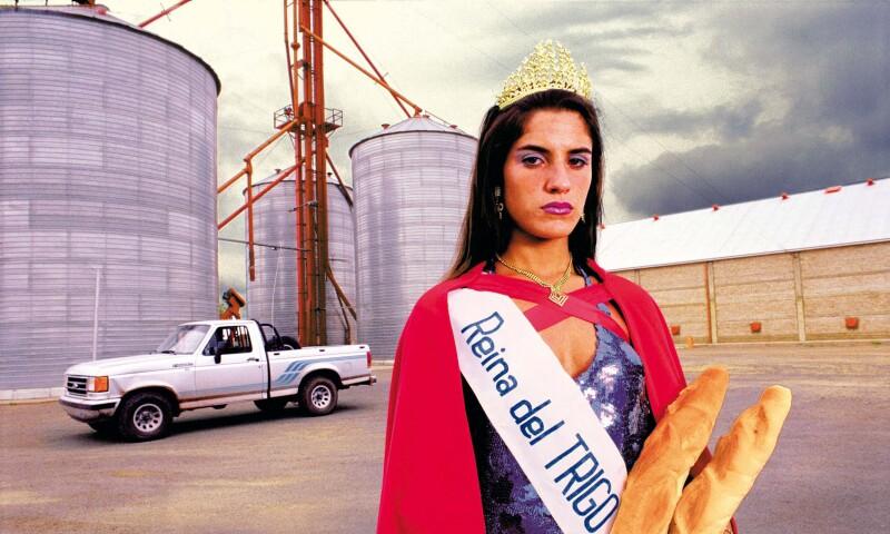 La reina del trigo