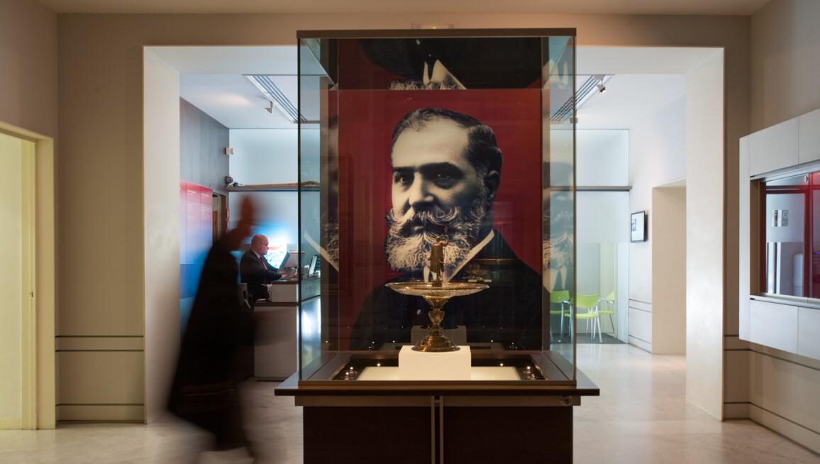 Museo Lázaro Galdiano, Interior