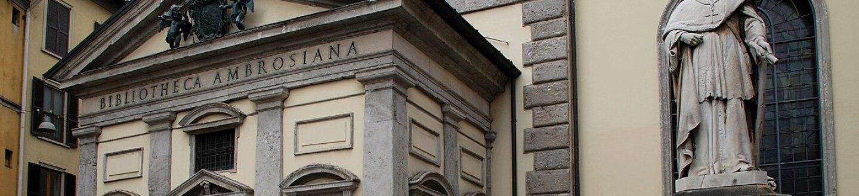 Biblioteca Ambrosiana Milan